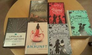 Neue Jugendbücher März