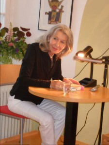 Autorin Brita Steinwendtner